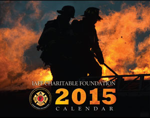 2014 IAFF Burn Foundation Calendar