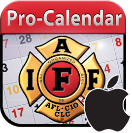 IAFF Pro-Calendar for Apple Devices